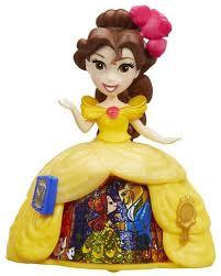 Disney Princess Мини-<b>кукла</b> Принцесса Бель в платье с ...