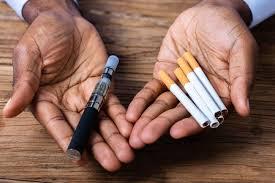 Is <b>Vaping</b> Better Than Smoking? | American Heart Association