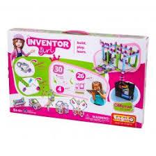 Конструктор Inventor Girls с мотором (160 деталей, 30 <b>моделей</b> ...