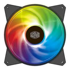 <b>Cooler Master MasterFan</b> 140mm ARGB PWM Case Fan LN93458 ...