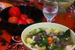 Чем нейтрализовать жгучий перец в супе