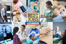 introducing the best jobs of careers us news