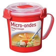 <b>Sistema</b> Кружка суповая <b>Microwave 1107</b> — купить по выгодной ...