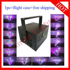 <b>10W</b> RGB Animation Laser Light 40K ILDA <b>10000mw</b> DJ Stage ...