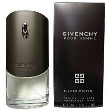 <b>Givenchy Pour Homme Silver</b> Edition 100ml | Shopee Philippines