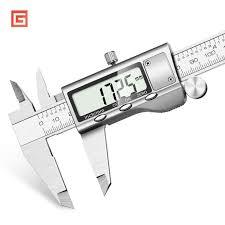 Stainless Steel 6inch 150mm Digital Vernier Calipers Caliper ...