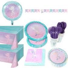 <b>Mermaid Party</b> Supplies & Birthday <b>Decorations</b>