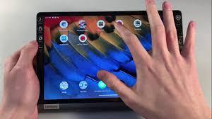 Обзор <b>Lenovo Yoga Smart</b> Tab (YT-X705F) WiFi 3/32 - YouTube