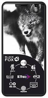 Купить <b>Смартфон Black Fox</b> B7Fox+ черный по низкой цене с ...
