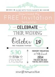 invitation template com invitation template