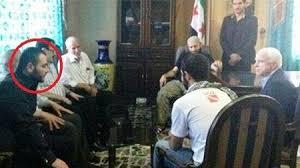 Resultado de imagem para John McCain and ISIS