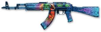 AK-103 <b>Evil Santa</b> | Warface Wiki | Fandom