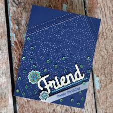 <b>Naifumodo</b> Friend <b>Word</b> Metal Cutting Dies For Greeting Card ...