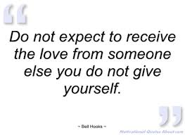 Bell Hooks On Love Quotes With Pics. QuotesGram