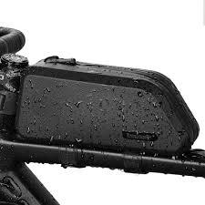 Rhinowalk <b>Bike</b> Top Tube <b>Bag Bicycle</b> Frame <b>Bag</b> 1.5L Waterproof ...
