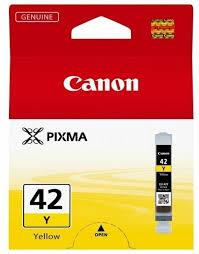 Картридж <b>Canon CLI</b>-<b>42Y</b> (6387B001) — купить по выгодной цене ...