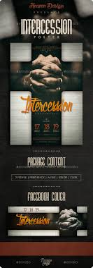15 excellent flyer templates for your next event designer daily intercession