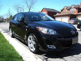 Black Mazda 3 2010 Mazda 3 Tuning Pics