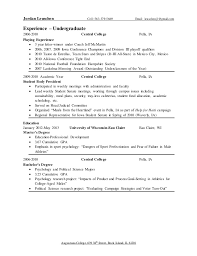 track coach resumes   uhpy is resume in you resume track coach resumes