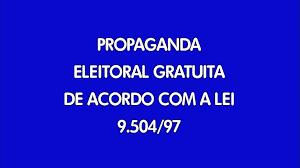 Resultado de imagem para propaganda eleitoral fotos