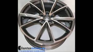 Llantas Audi <b>WSP Italy W569</b> AIACE LLANTASONLINE.ES - YouTube