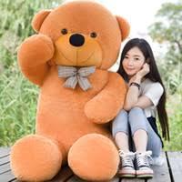 Life Size <b>Teddy</b> Bear White UK