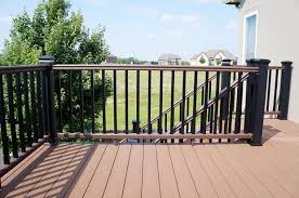 5 Types of Decorative <b>Deck</b> Railings - Salter Spiral Stair
