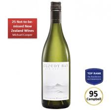 Get the <b>new vintage</b>: Cloudy Bay Sauvignon Blanc 2018