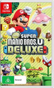 <b>New Super Mario</b> Bros. U Deluxe | <b>Nintendo</b> Switch | <b>Nintendo</b> AU