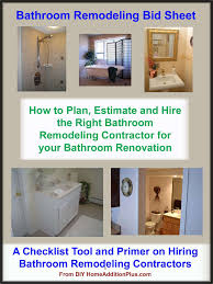 project title type image bathroom remodeling estimate bid sheet project title type image bathroom remodeling estimate bid sheet coverpage remodel cover page