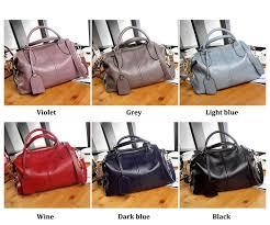 <b>Znakomity</b> Fashion women handbag genuine leather women's ...