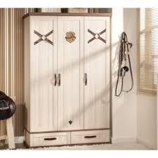<b>Шкаф</b> 3-дверный большой <b>ROYAL Cilek</b>