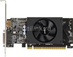 Купить <b>Видеокарта GIGABYTE</b> nVidia <b>GeForce GT</b> 710 , GV ...