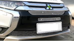 Защитные сетки <b>решетки</b> бампера <b>CHN</b> для Mitsubishi Outlander ...