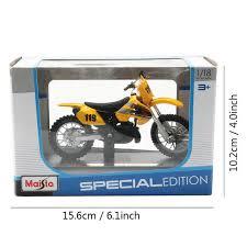 Интернет-магазин Maisto <b>1:18</b> внедорожный Горный <b>мотоцикл</b> ...