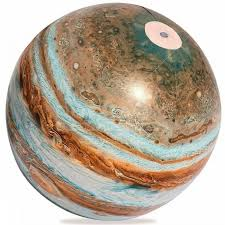 <b>Надувной мяч Юпитер</b> с подсветкой 61 см <b>Bestway</b> — купить в ...