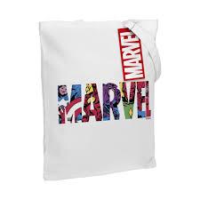 Холщовая <b>сумка Marvel Avengers</b> белая купить в Тюмени - ГРК ...