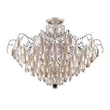 Потолочная люстра <b>Crystal Lux Sevilia</b> PL4 Gold — купить в ...