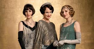 Downton Abbey movie costume sketches, inside story on diamonds ...