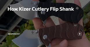 <b>Нож Kizer</b> Cutlery <b>Flip</b> Shank | WeaponCast | Яндекс Дзен