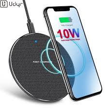 <b>Udyr 10W Qi</b> Wireless Charger For Samsung Galaxy S10 S9/S9+ S8 ...
