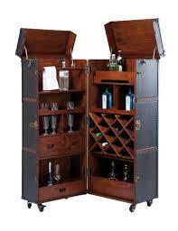 wardrobe trunk bar colonial bar trunk furniture