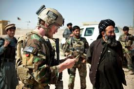 u s department of defense photo essay coalition afghan forces escort governor in helmand province