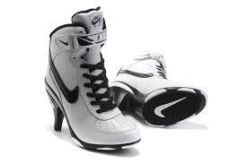 womens nike air force 1 high heels white black air force white womens