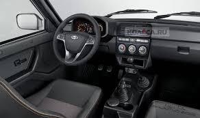 Получит ли обновленная Lada 4x4 фронтальную <b>подушку</b> ...