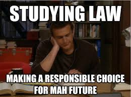 The Coffee Chic: Top 10 Law School Memes via Relatably.com