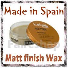 <b>Lakme K</b>.<b>Style</b> Matter Hottest Matt Finish Wax 50ml   eBay