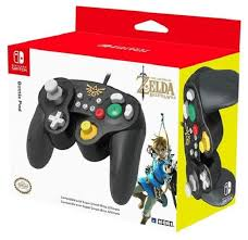 <b>Геймпад Hori Battle</b> Pad The Legend of Zelda: The Breath of the ...