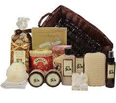 Essence of Luxury Warm <b>Vanilla Spa</b> Bath & Body Gift Basket Set ...