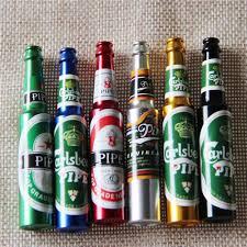 Mini Beer <b>Smoke</b> Metal Pipes <b>Portable</b> Creative <b>Smoking Pipe</b> Herb ...
